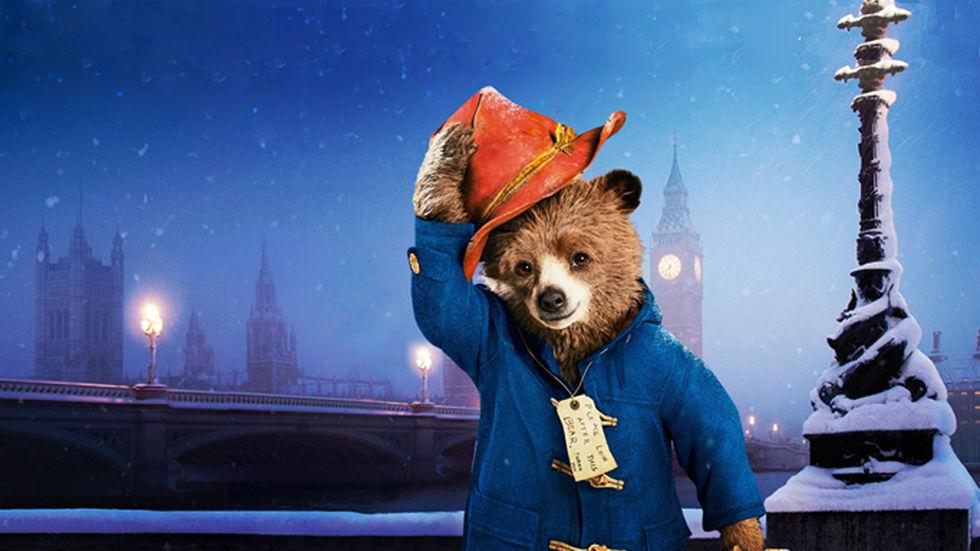 Poster Paddington movie, Paddington the bear