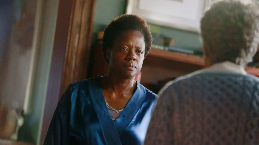 Anna-Mae gets sassy on HTGAWM