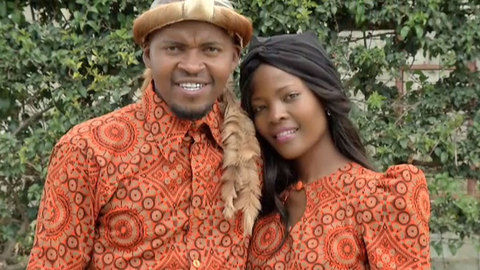 DStv_Kitso and Nkululeko Mtshali_Our Perfect Wedding_Mzansi Magic