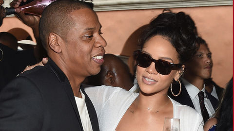 DStv, Cover Media, Jay Z e Rihanna