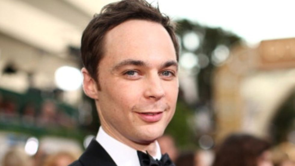 Zooming in on Jim Parsons