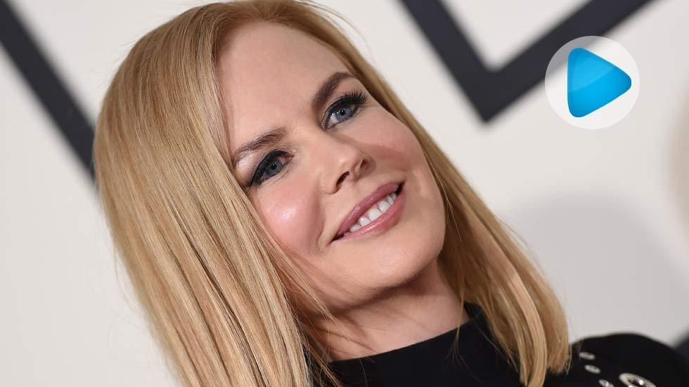 Hollywood actress Nicole Kidman on the red carpet