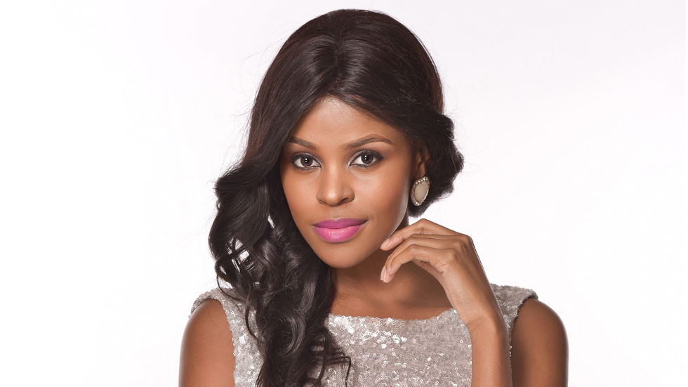 An image of Kat from big Brother Mzansi for Diski Divas