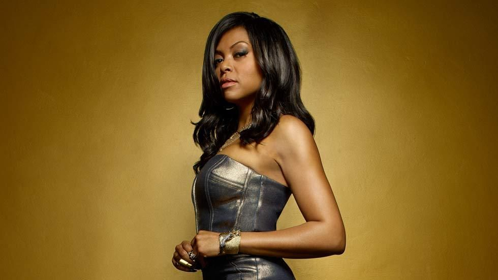 Taraji P. Henson as Cookie Lyon in the FOX musical drama, Empire