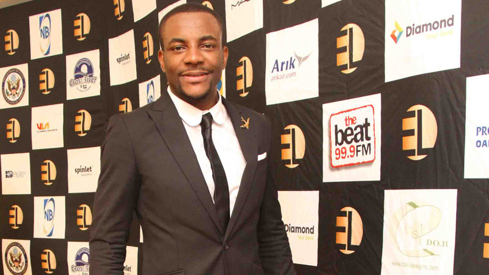 An image of one of The Spot hosts Ebuka Obi-Uchendu
