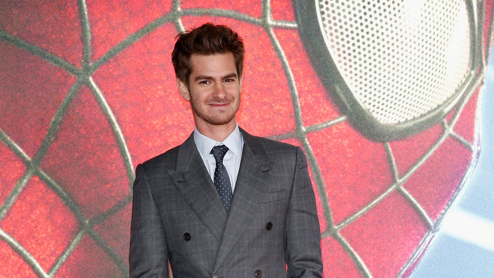 Spiderman Andrew Garfield.