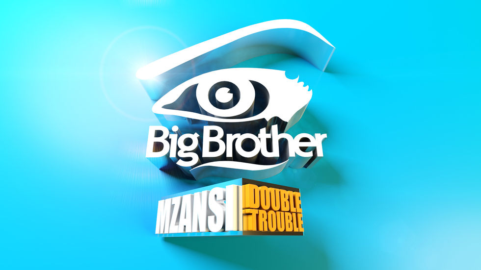 The official logo for Big Brother Mzansi: Double Trouble