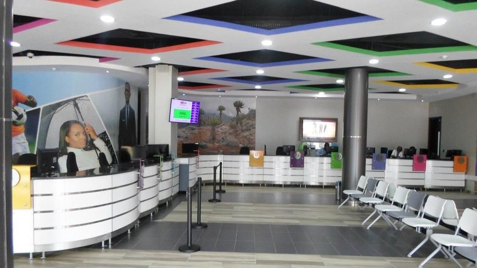 MultiChoice Uganda's new customer service centre in Kololo