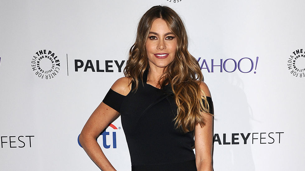 A Getty image of actress Sofia Vergara