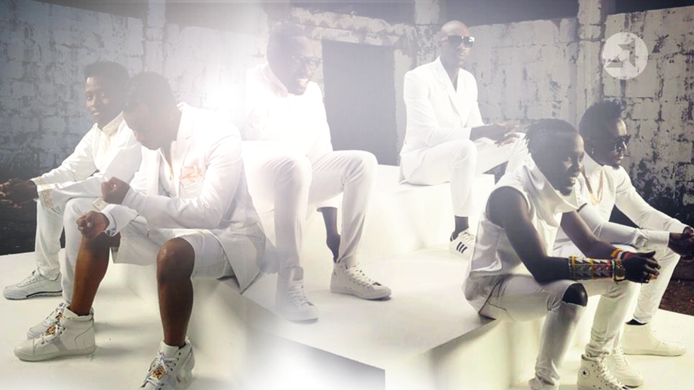 Sauti Sol and Amos and Josh in new song Nerea