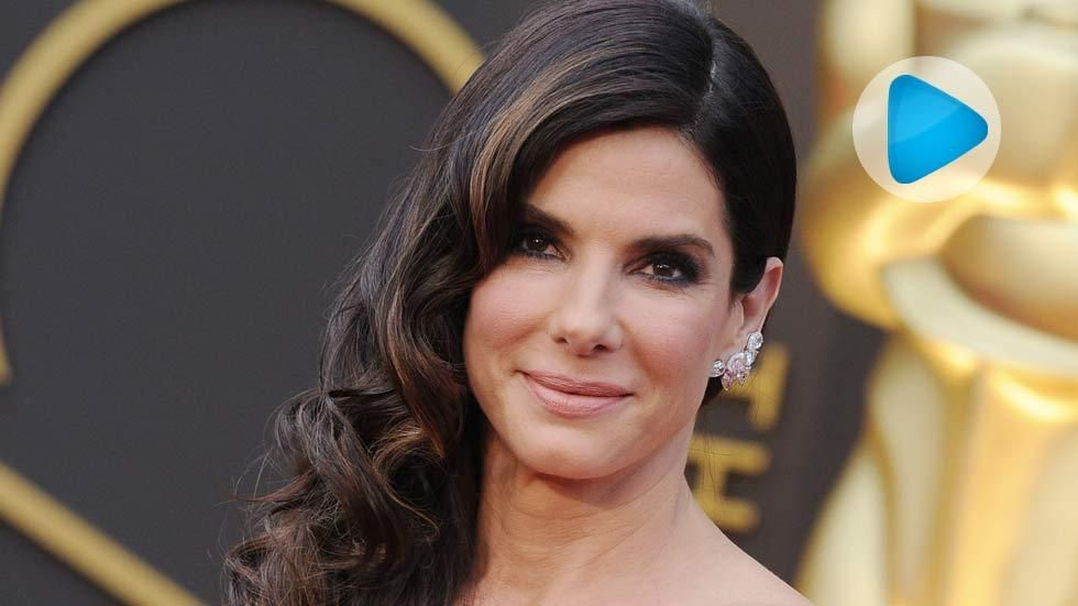 Hollywood star Sandra Bullock