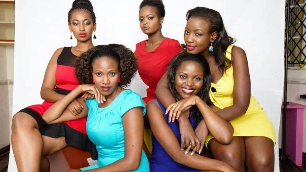 The ladies of HTFAH