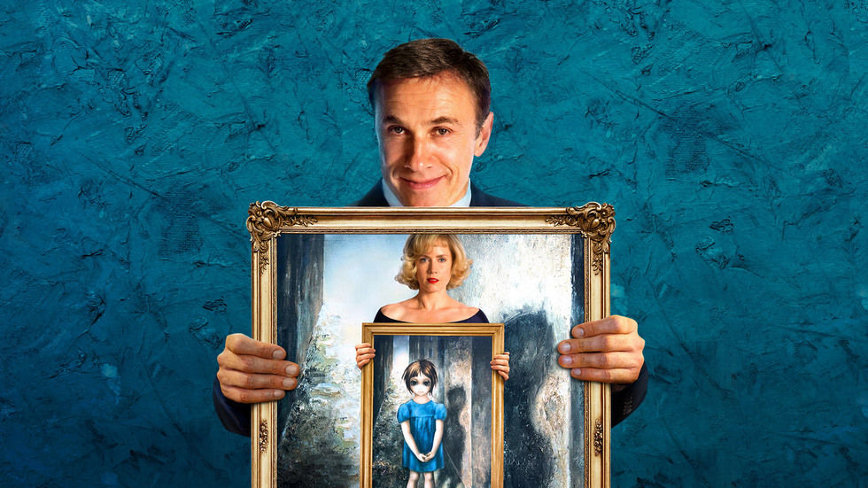 Artwork for Big Eyes on BoxOffice featuring Christoph Waltz as Walter Keane