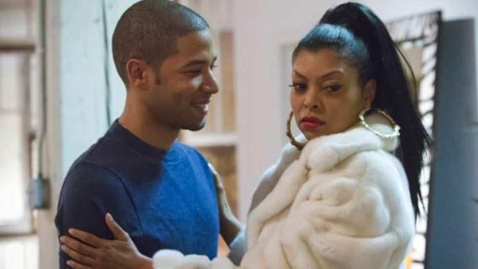 Jamal and Cookie on Empire