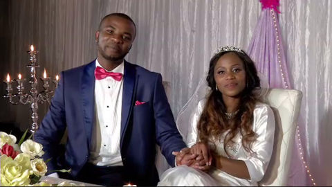 DStv_Pinky and Mike_Our Perfect Wedding_Mzansi Magic