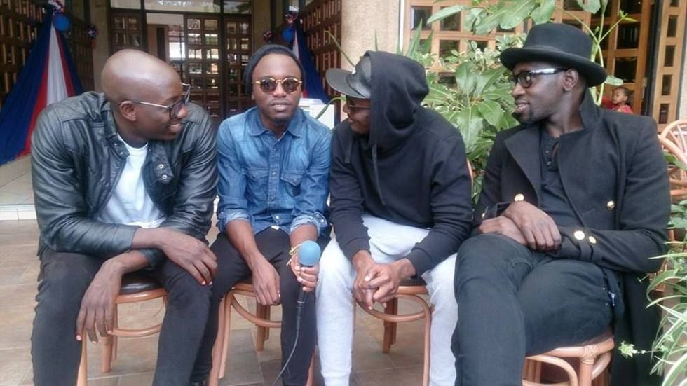 MTV EMA winners Sauti Sol