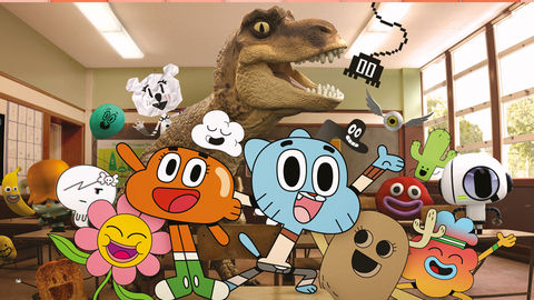 DStv_Kids Tribe_The Amazing World of Gumball_Cartoon Network