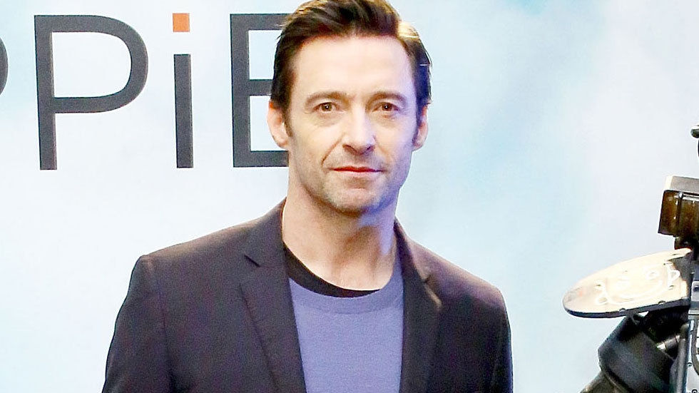 Hugh Jackman. Red Carpet.