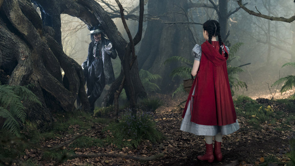 Into The Woods: Red Riding Hood
