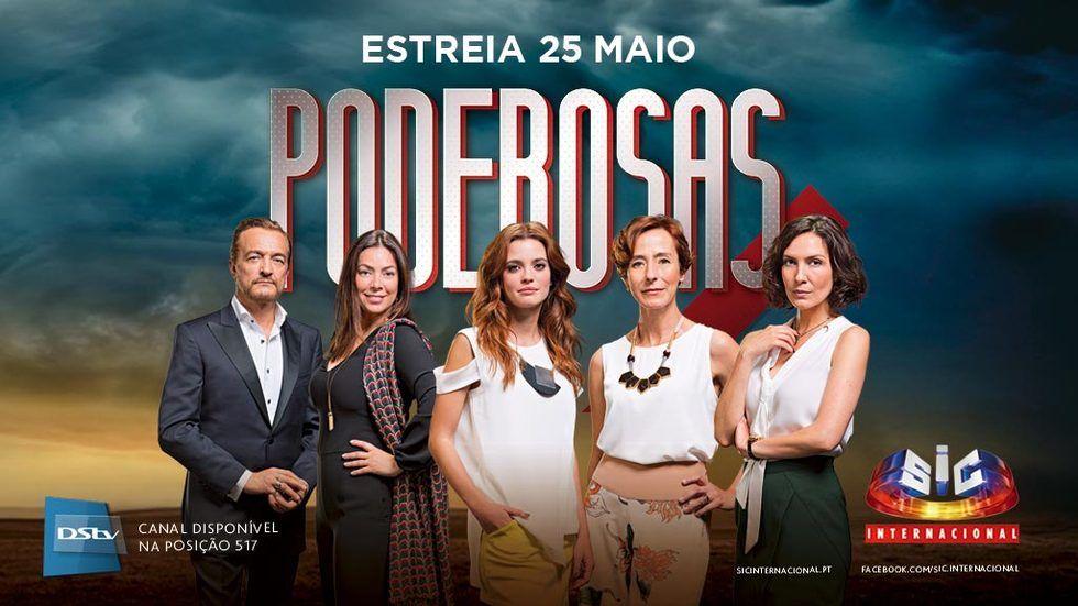 Poster das Poderosas