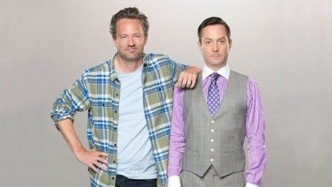 DStv_The_Odd_Couple_Matthew Perry_Thomas Lennon