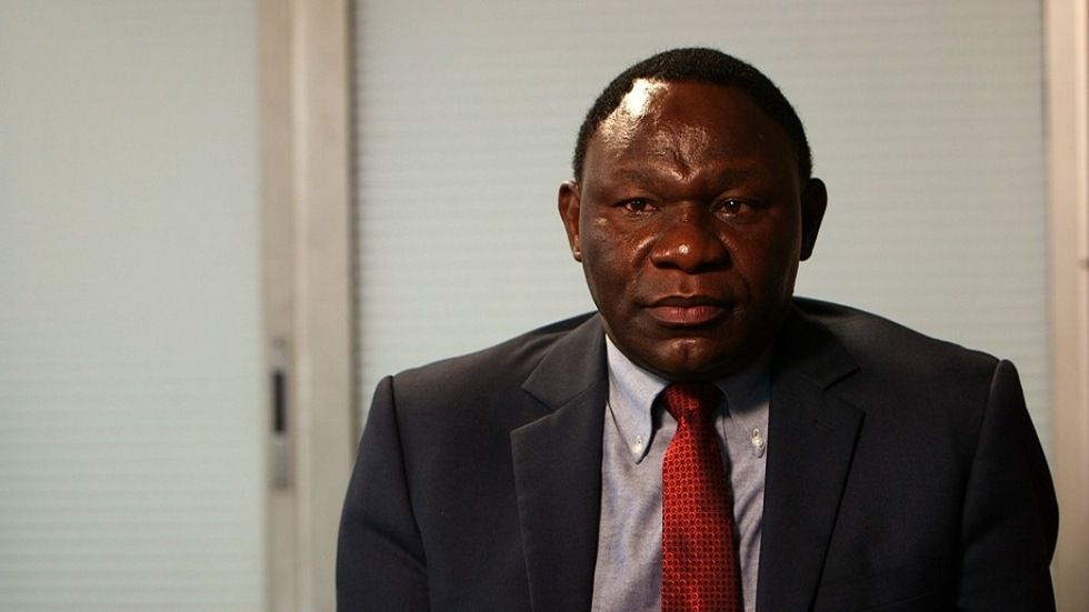 Former permanent secretary of Kenya's Ministry of Information and Communications Bitange Ndemo.