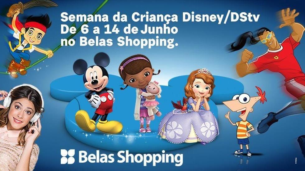 DStv, Disney, Promotion