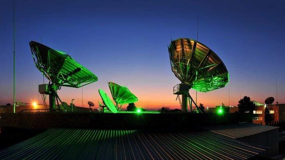 The DStv satellites