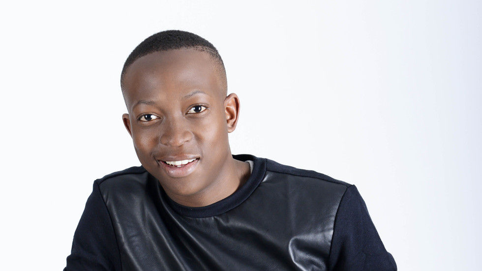 A picture of Wright Ngubeni who will take over from Thomas Gumede as the host for Love Back on Mzansi Magic.