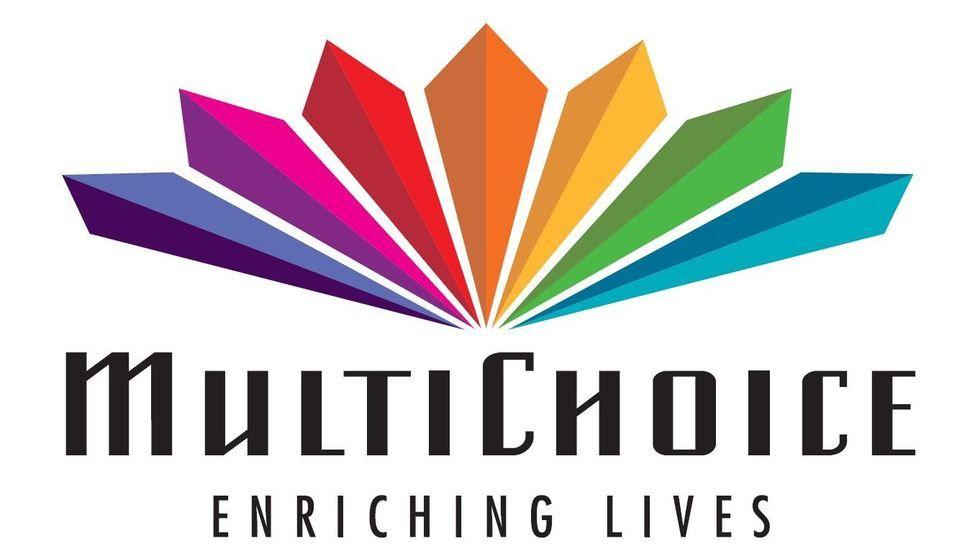 A MultiChoice logo.
