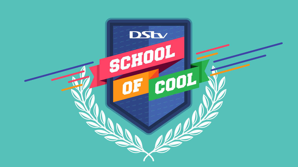 Logo for DStv School of Cool