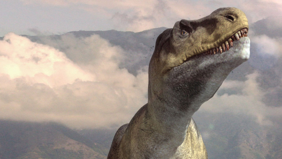 Nat Geo, T. Rex