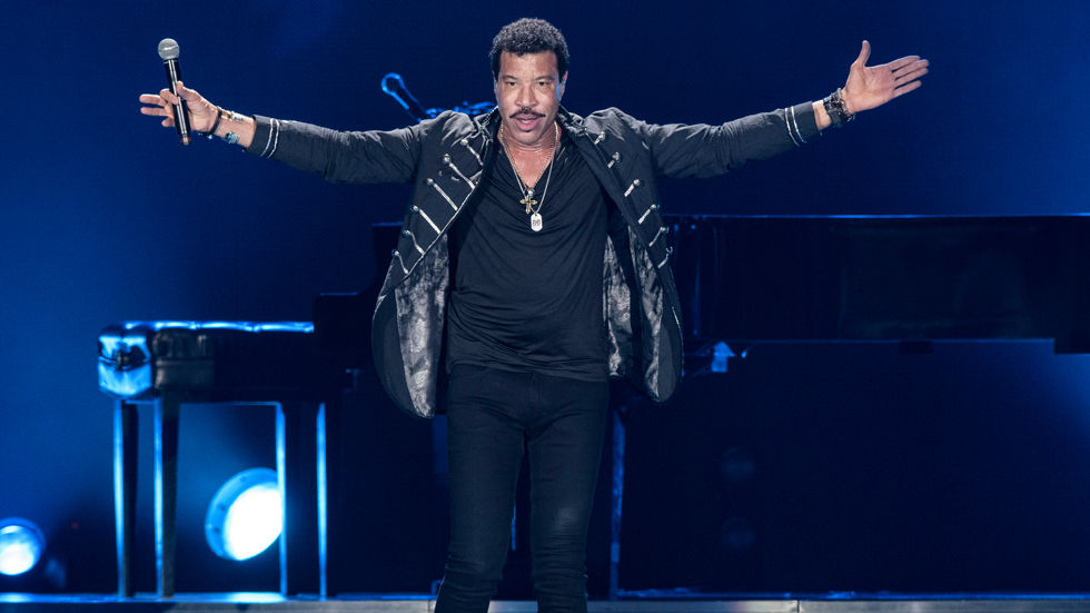An image of Lionel Richie who will be on Oprah's Masterclass.