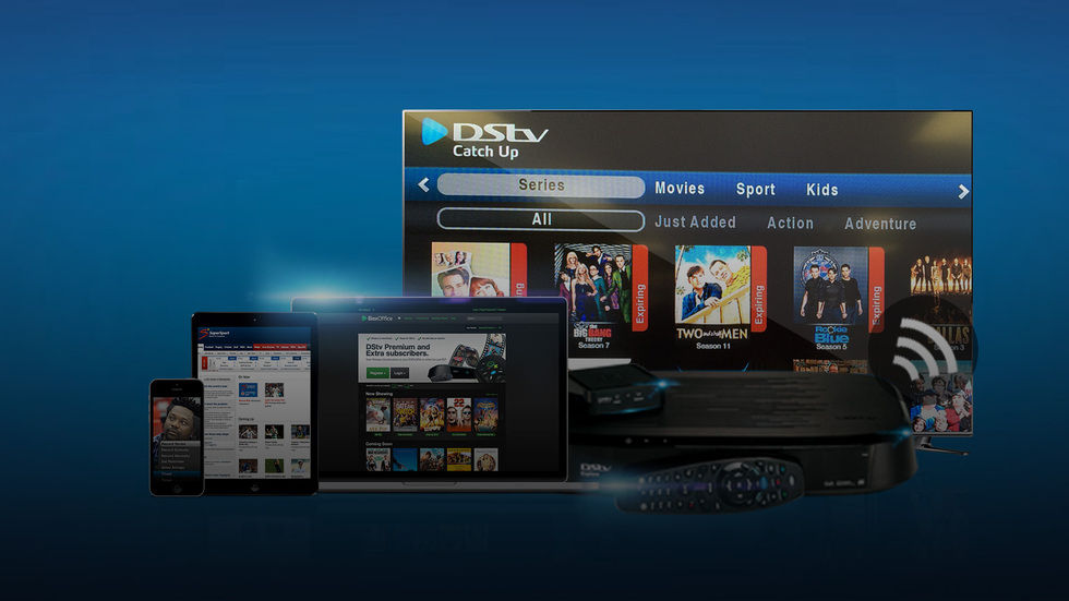 DStv Connected Services