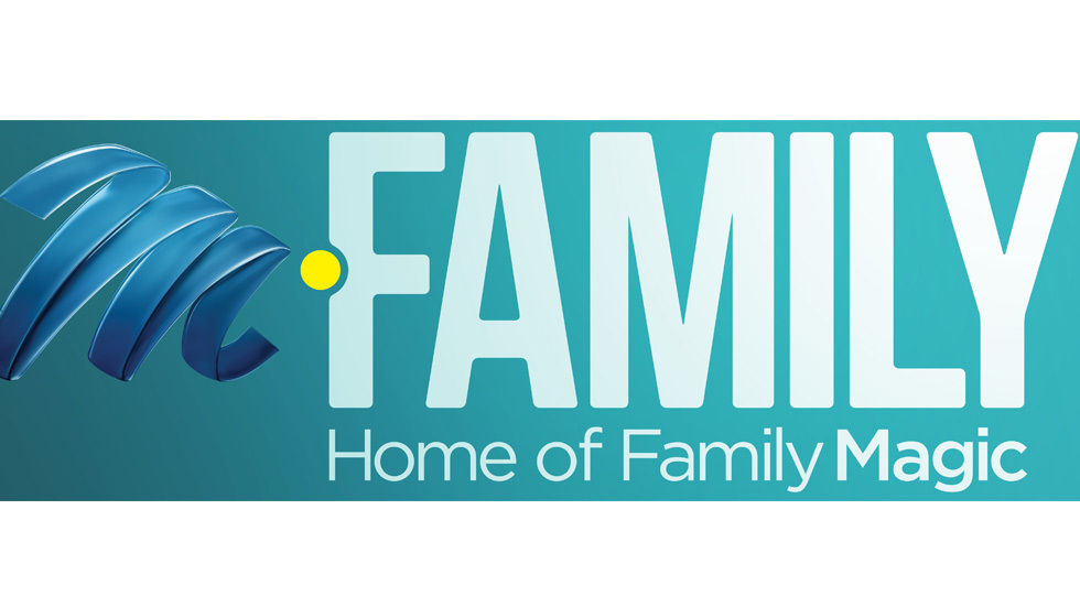 A logo for M-Net Family, formerly MagicWorld.