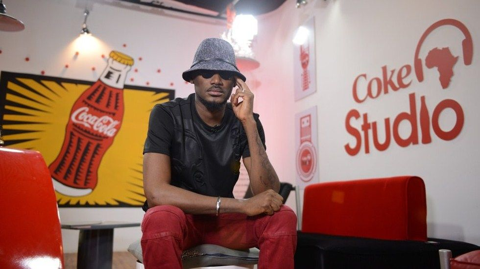 2Face Idibia who has changed his stage name to Tubaba.