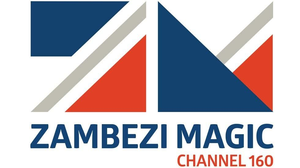 Logo for the DStv channel, Zambezi Magic.