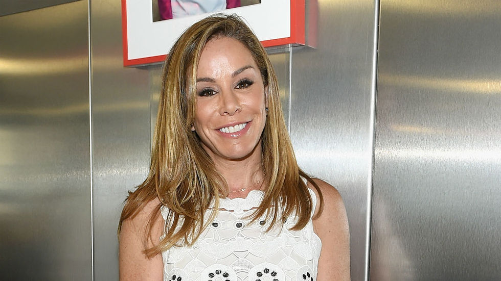 Fashion Police new co-host Melissa Rivers.