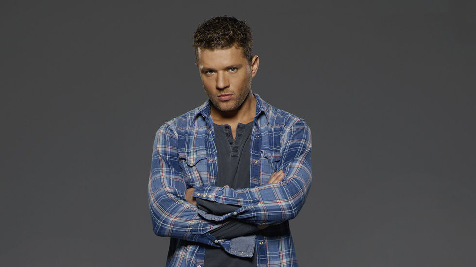 Ryan Phillippe who stars in Secrets and Lies.