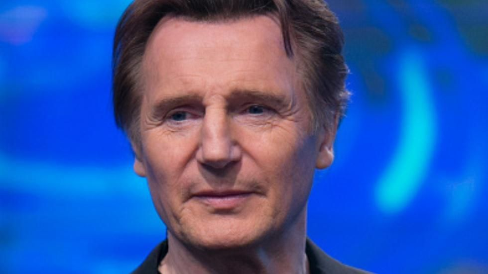 Action actor Liam Neeson