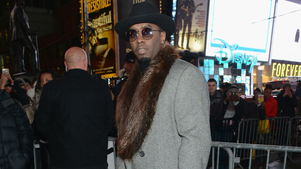 Sean Diddy Combs aka P.Diddy