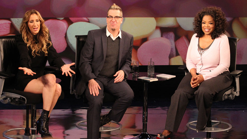 Greg Behrendt and Amiira Ruotola join Oprah's discussion dating on Oprah's Lifeclass.