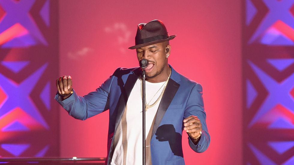 A getty image of Ne-Yo who will be performing at the MTV Africa Music Awards 2015.