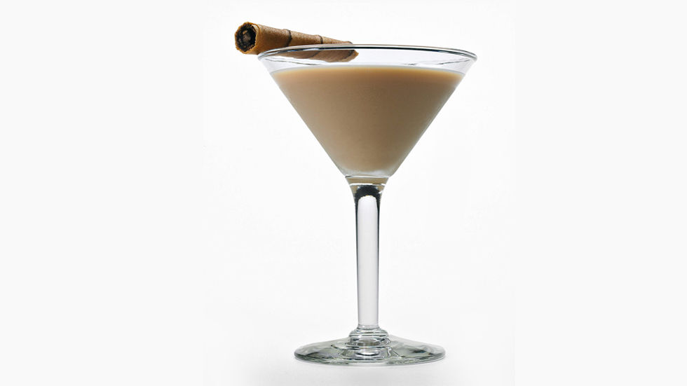 A getty image of a cocktail with Amarula.