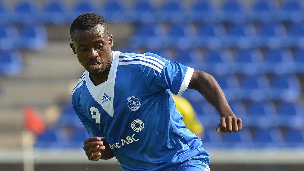 Dynamos striker Washington Pakamisa.