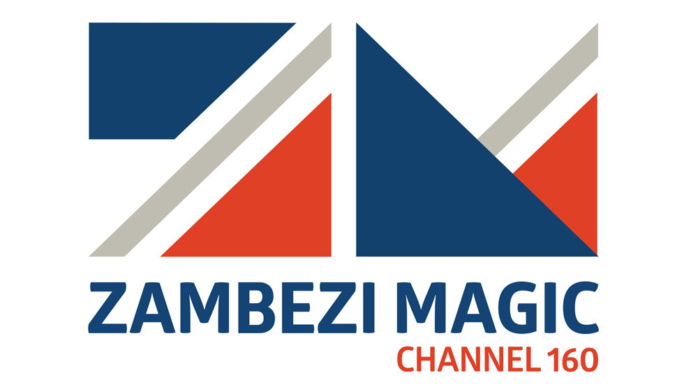 The logo for the DStv channel Zambezi Magic
