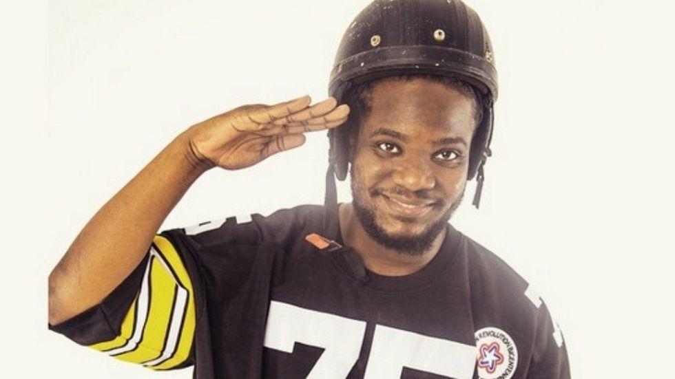 Bongo rapper Fid Q