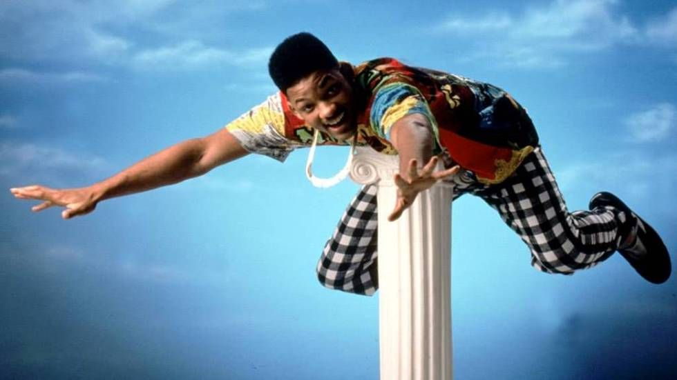 Fresh Prince of Bel Air Will Smith.