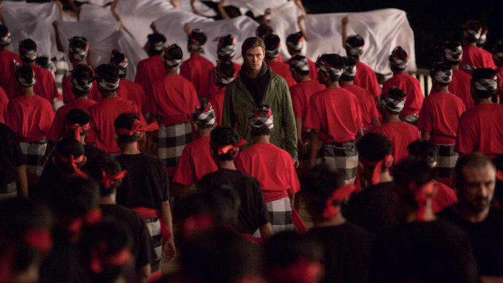 A still image from the movie Blackhat.