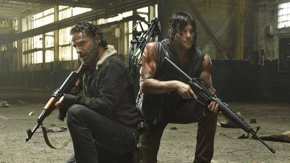 FOX, The Walking Dead